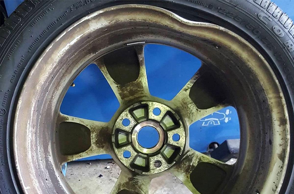 Wheel Straightening Magmedic